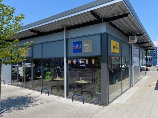 Outletcenter Bäckerei  und Cafe Platzhirsch